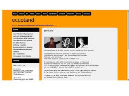 eccolandwebseite