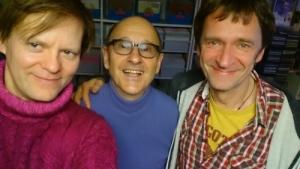 Georg Zoche, Chuck Herrmann, Ecco (2014)